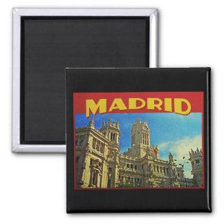 Madrid España Iman De Nevera
