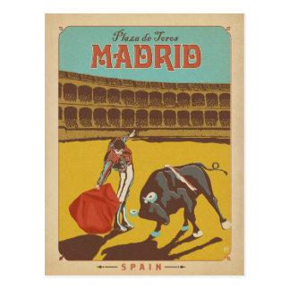 Madrid, España Postales