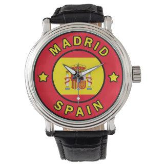 Madrid España Reloj