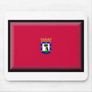 Madrid Flag Mouse Mats