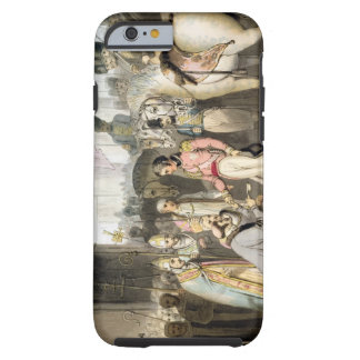 Madrid, from 'The Victories of the Duke of Welling Tough iPhone 6 Case