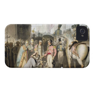 Madrid, from 'The Victories of the Duke of Welling iPhone 4 Case