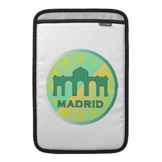 Madrid Fundas MacBook