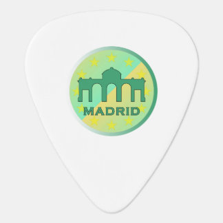 Madrid Guitar Pick