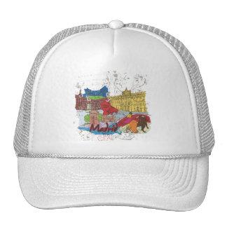 Madrid Trucker Hats