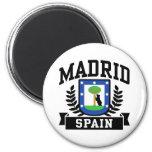 Madrid Imán De Frigorífico