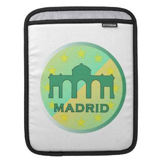 Madrid iPad Sleeves