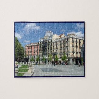 Madrid Jigsaw Puzzles