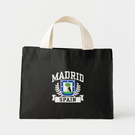 Madrid Mini Tote Bag