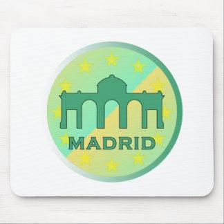 Madrid Mouse Pad