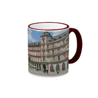 Madrid Ringer Coffee Mug