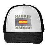 Madrid Netz Caps