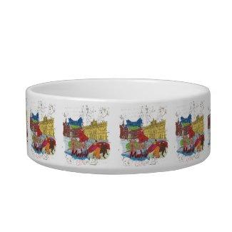 Madrid Cat Water Bowl