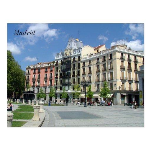Madrid Postales