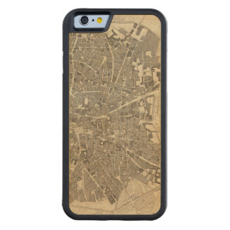 Madrid, Spain Carved Maple iPhone 6 Bumper Case