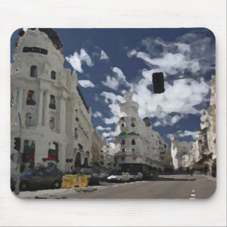 Madrid Spain Mouse Mats