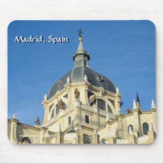 Madrid, Spain Mousepad