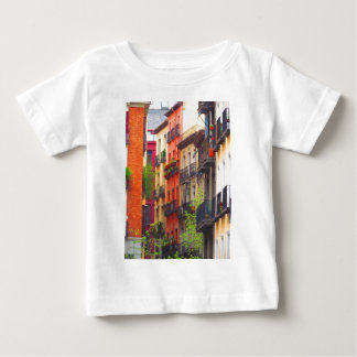 Madrid, Spain Neighborhood Baby T-Shirt