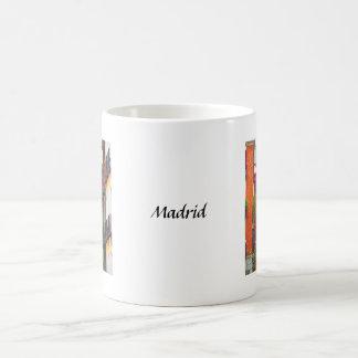Madrid, Spain Neighborhood Coffee Mug