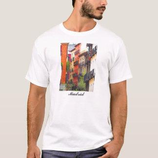 Madrid, Spain Neighborhood T-Shirt