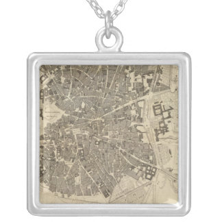 Madrid, Spain Personalized Necklace