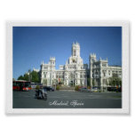 Madrid, Spain - Photo Print