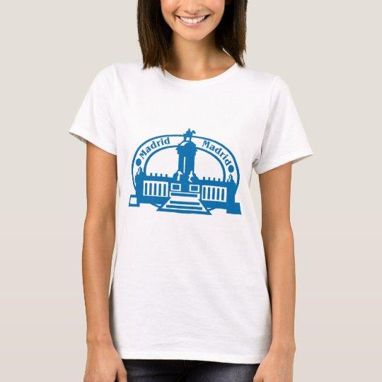 Madrid Stamp T-Shirt