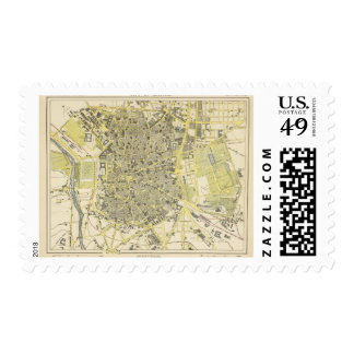 Madrid Timbres Postales