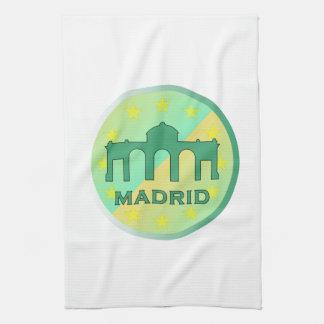Madrid Toallas