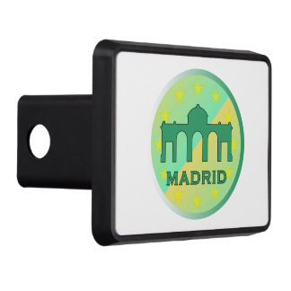 Madrid Trailer Hitch Cover