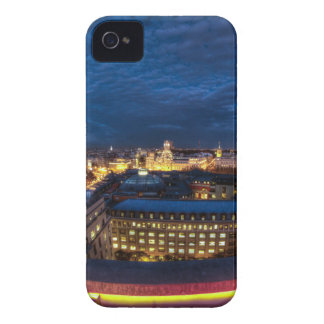 Madrid's Skyline iPhone 4 Case-Mate Case