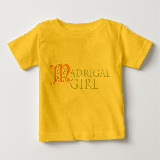 Madrigal girl baby T-Shirt