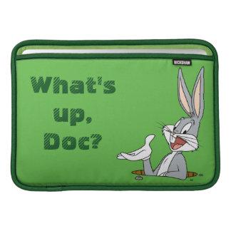 Madriguera de conejo del ™ de BUGS BUNNY Funda MacBook