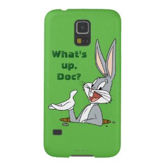 Madriguera de conejo del ™ de BUGS BUNNY Fundas Para Galaxy S5
