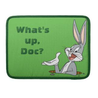 Madriguera de conejo del ™ de BUGS BUNNY Fundas Para Macbook Pro