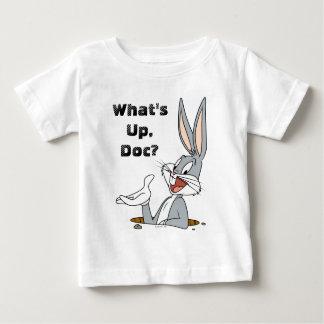 Madriguera de conejo del ™ de BUGS BUNNY Playera Para Bebé