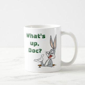 Madriguera de conejo del ™ de BUGS BUNNY Taza De Café
