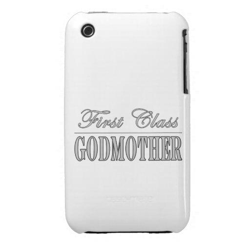 Madrinas elegantes elegantes: Madrina de la primer iPhone 3 Case-Mate Fundas