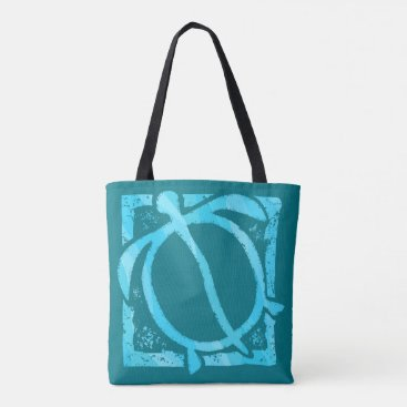 Beach Themed MadTropic Honu Tote Bag