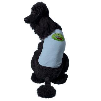 Madurador de la autorización del logro de la playera sin mangas para perro