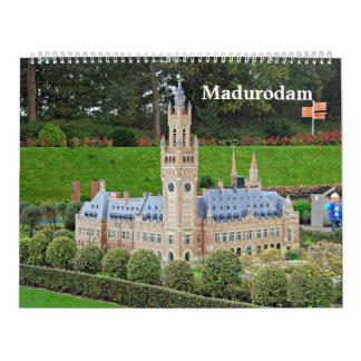 Madurodam Calendar