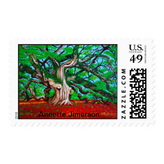Madusa Searching for Tressure Postage