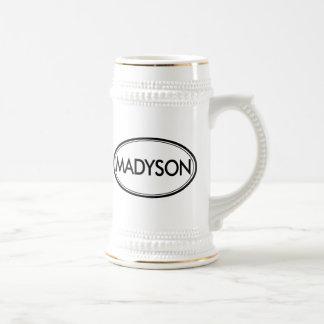 Madyson 18 Oz Beer Stein
