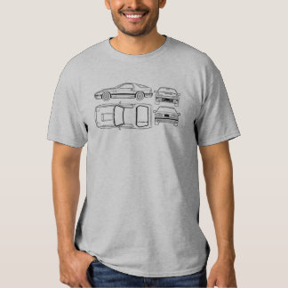 madza rx7 tuner car shirt