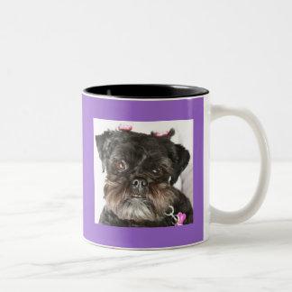 Mae dog mug