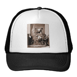 Mae Gordon's Original Insane Moving Pedestal Mesh Hats