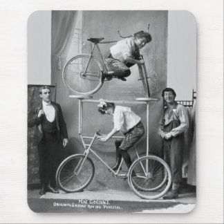 Mae Gordon's Original Insane Moving Pedestal Mouse Pad