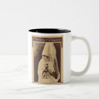 Mae Murray 1920 Two-Tone Coffee Mug