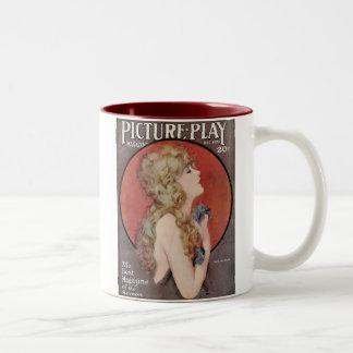 Mae Murray Vintage 1922 Movie Magazine Mug