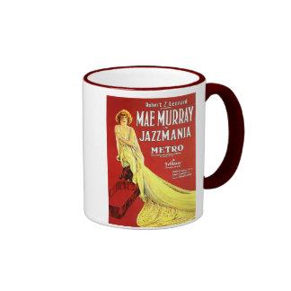 Mae Murray vintage movie poster mug